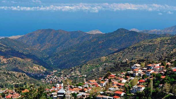 Отдых в горах Троодос в мае