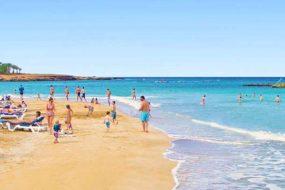 Какая погода в Протарасе в мае: температура воды