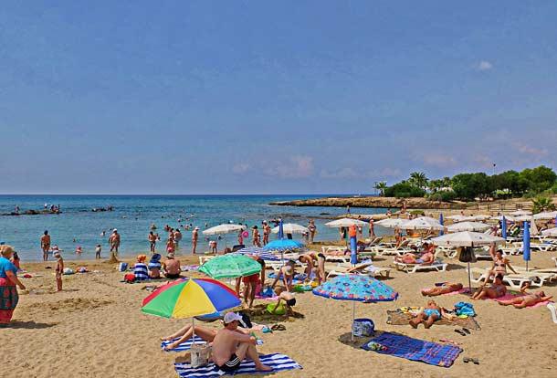 Протарас (Кипр) погода в июне