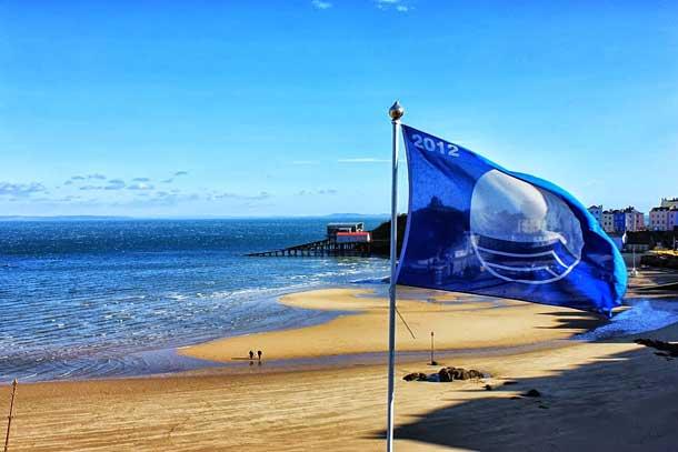 Пляжи Кипра с голубым флагом