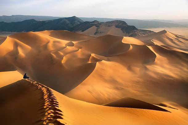 Экскурсия в пустыню Сахара в Тунисе