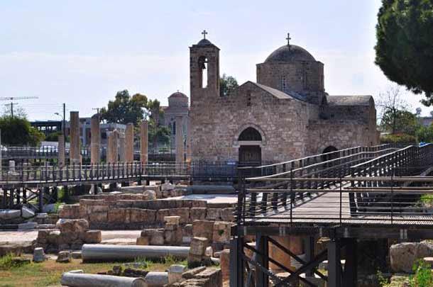 Церковь Панагия Христополитисса (Пафос)