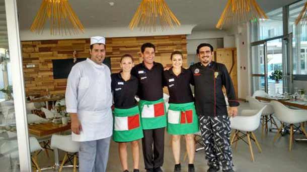 Итальянский ресторан Veranda Italian Restaurant