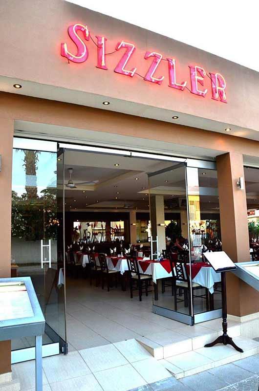 Ресторан Sizzler's в Протарасе
