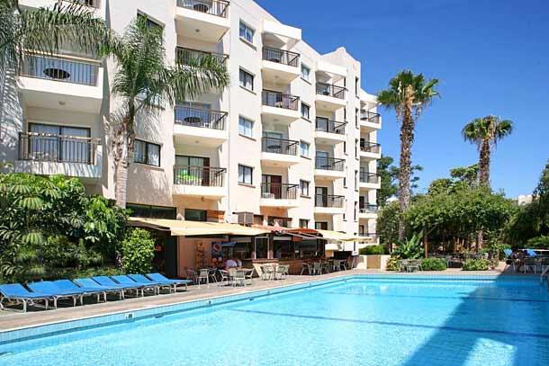 Alva Hotel Apartments (Протарас)