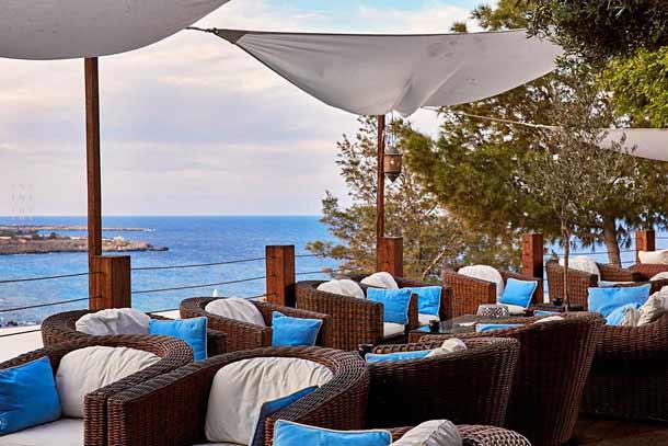 Зона отдыха Grecian Park Hotel в Протарасе