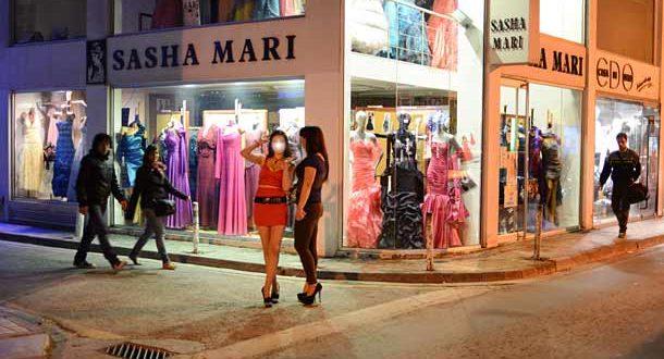Проституция на Кипре