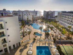 Отель Tsokkos Protaras Beach Hotel 4* (Протарас, Кипр): описание