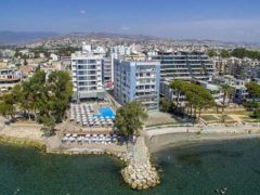 Описание Harmony Bay Hotel 3 (Кипр, Лимассол): инфраструктура, карта