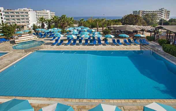 Открытый басейн в Флорида (Кипр)