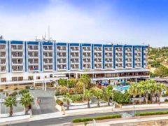 Отель Флорида 4* (Кипр, Айя Напа): карта, описание