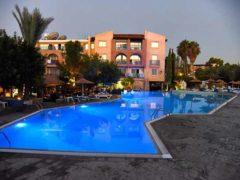 Отель Basilica Holiday Resort 3* (Кипр, Пафос): описание