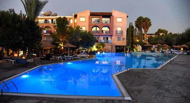 Отель Basilica Holiday Resort (Кипр, Пафос)