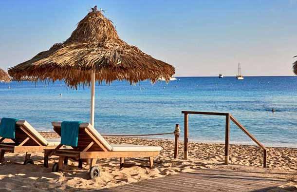 Пляж Cyprotel Florida Hotel (Айя Напа)