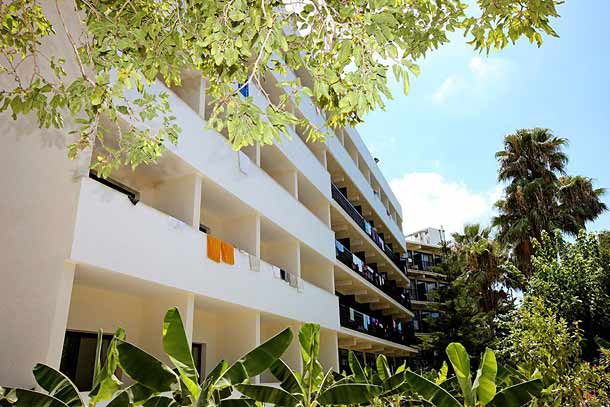Отель Вероника в Пафосе, Кипр