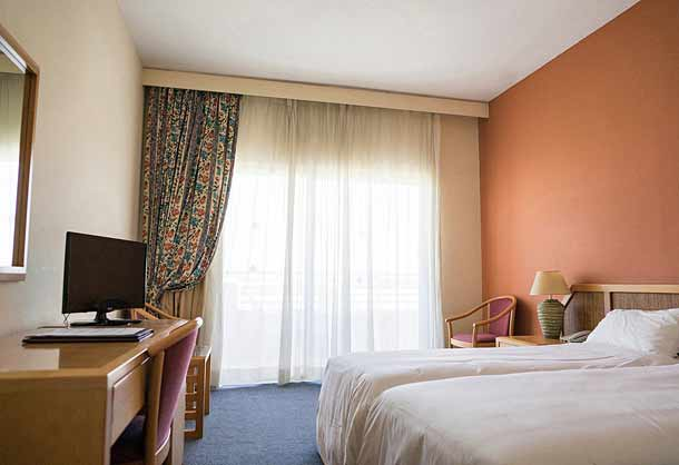 Номер Inland View Room в отеле Алое