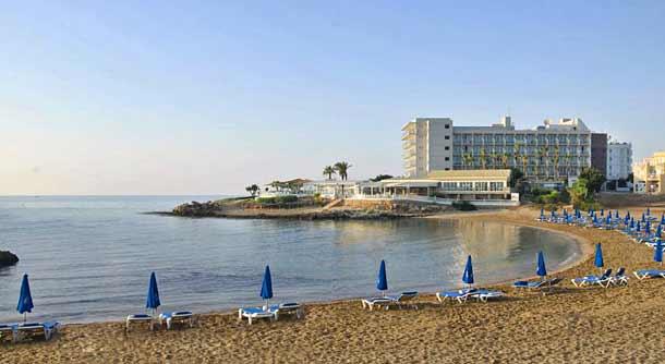 Пляж Pernera в Протарасе