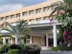 Вся правда об Aloe Hotel 4 (Кипр, Пафос): карта