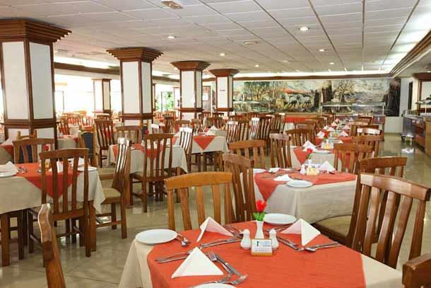 Ресторан в отеле Veronica Hotel Pafos