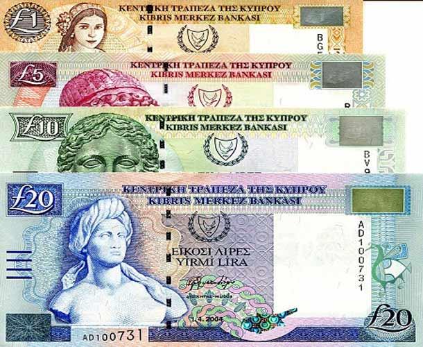 Валюта Кипра до входа в Евросоюз