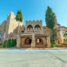 Отель Roman Boutique Hotel 3 в Пафосе