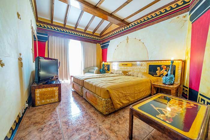Номер в отеле Roman Hotel 3 в Пафосе