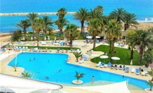 Отель Венус Бич (Пафос, Кипр): описание, карта