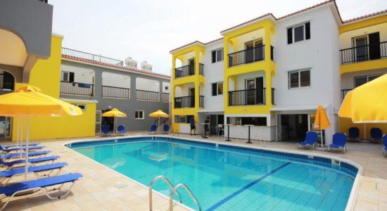 Cleopatra Hotel Annex 3 на Кипре: подробное описание