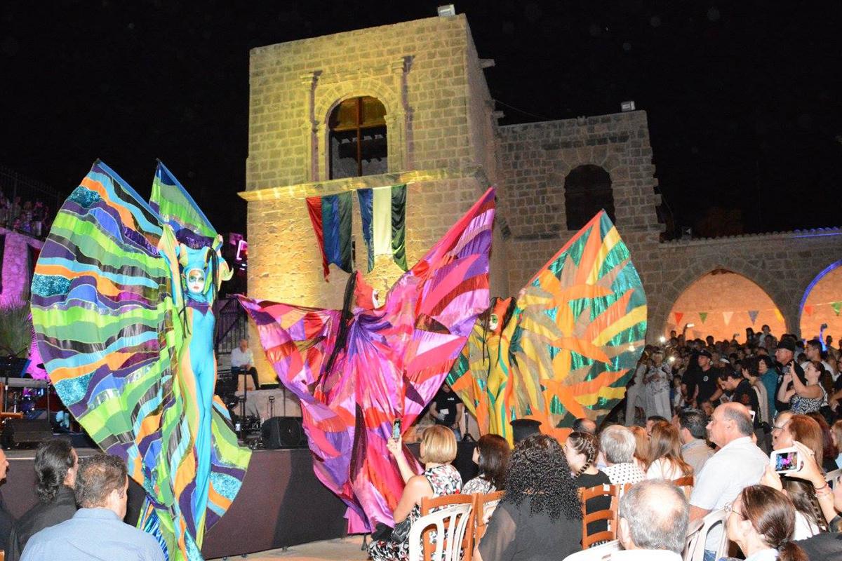 средневековый фестиваль в айя-напе