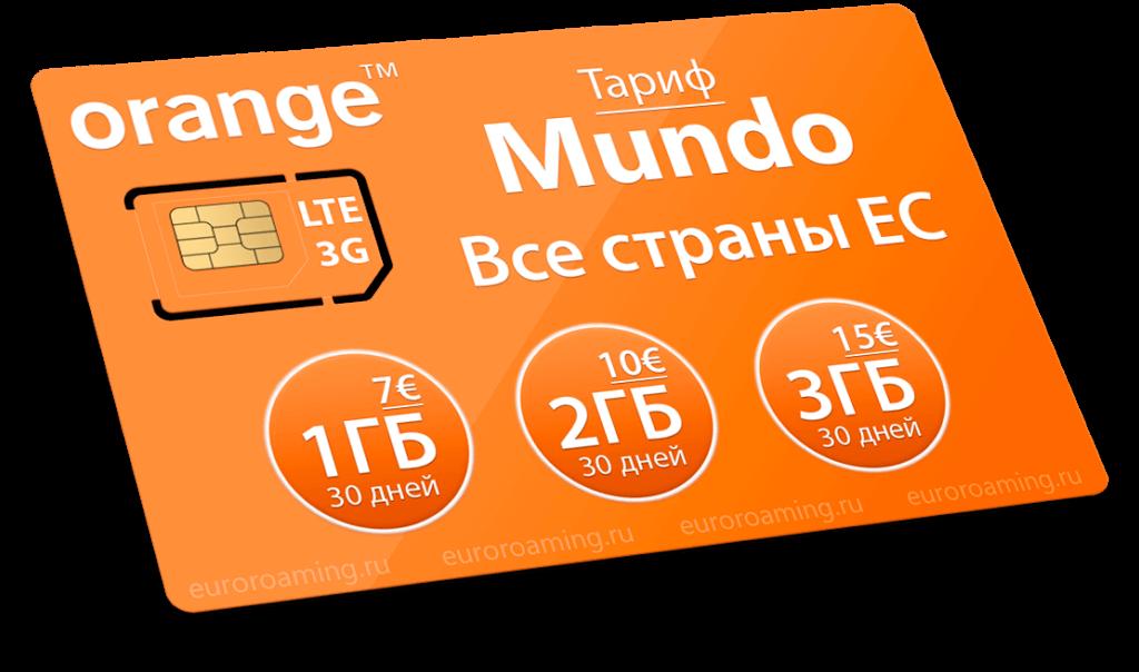 Туристические тарифы на интернет на Кипре в 2021 году