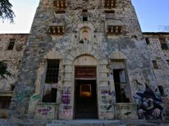 «Беренгария» на Кипре — заброшенный отель с привидениями