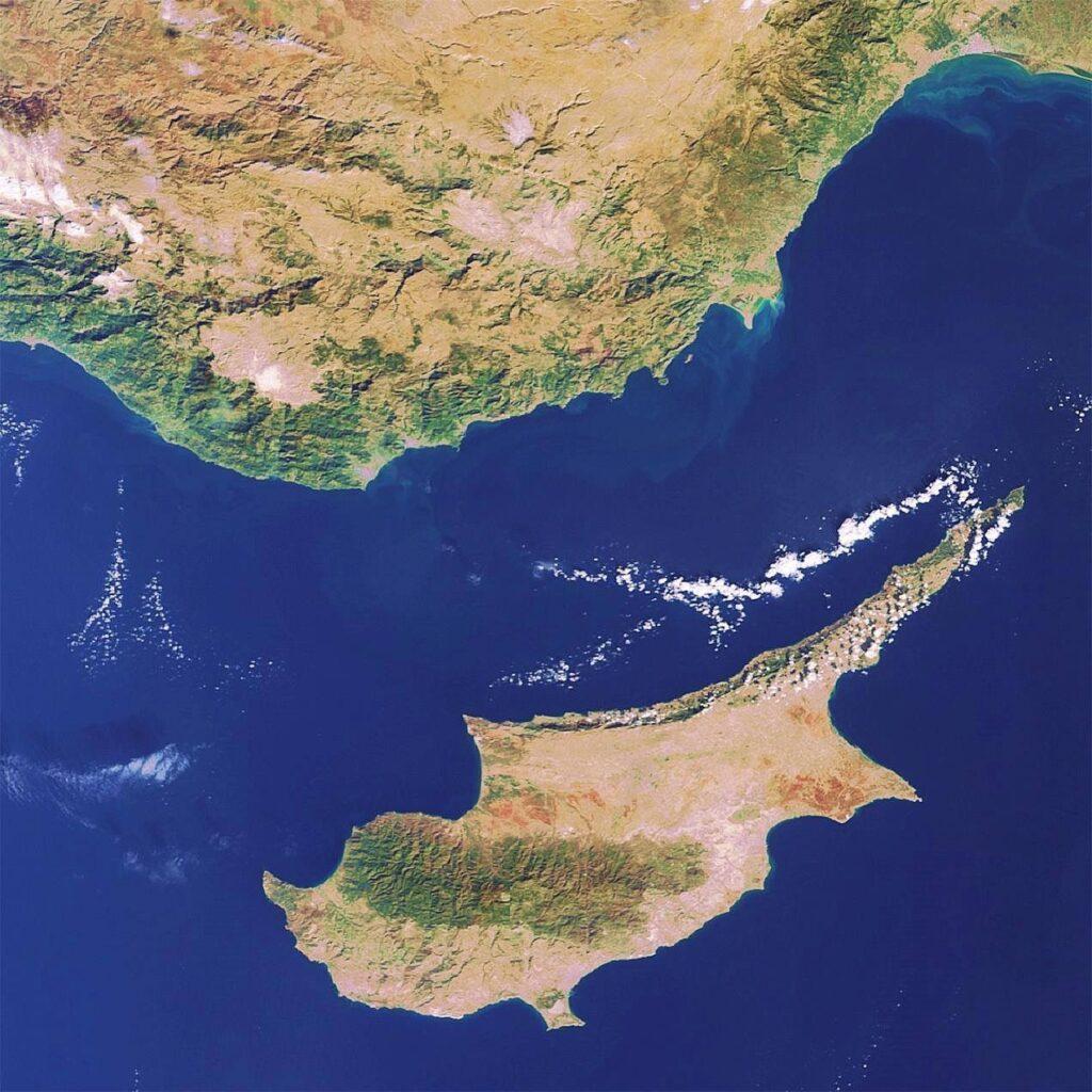 кипр остров мечты
